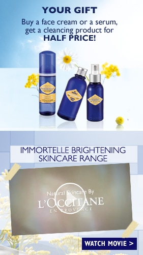 Immortelle Brightening 2013 right