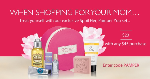 Spoil Her, Pamper You Set