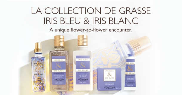 Get To Know Iris Bleu & Iris Blanc