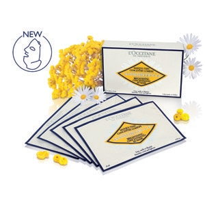 Immortelle 3D Brightening Concentrated Mask
