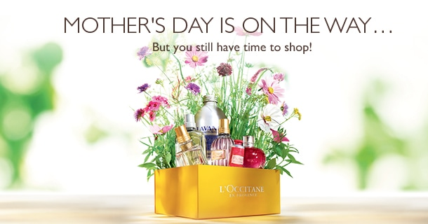 Mother's Day is On The Way