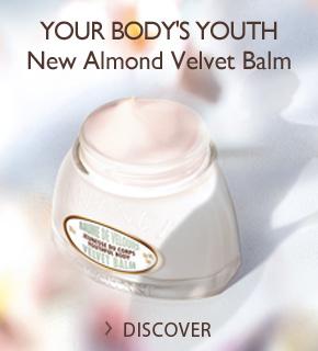 New Almond Velvet Balm