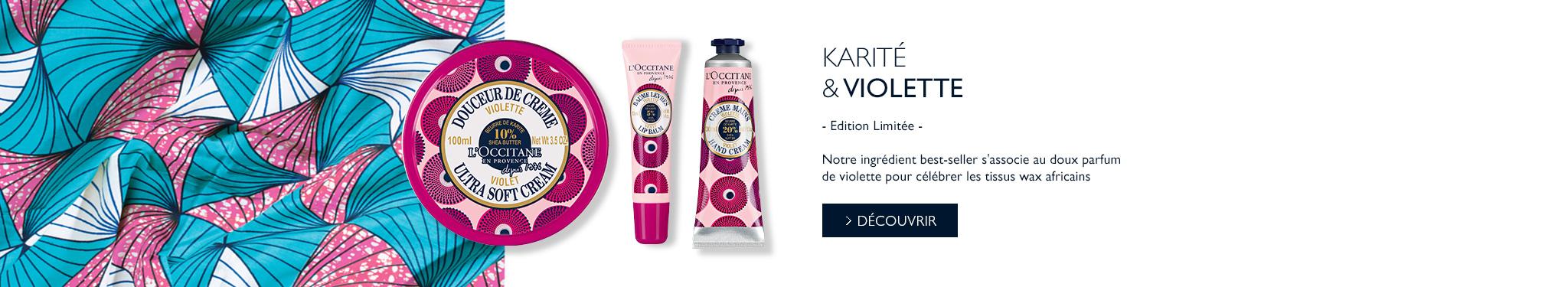 Karité Edition Limitée| L'Occitane