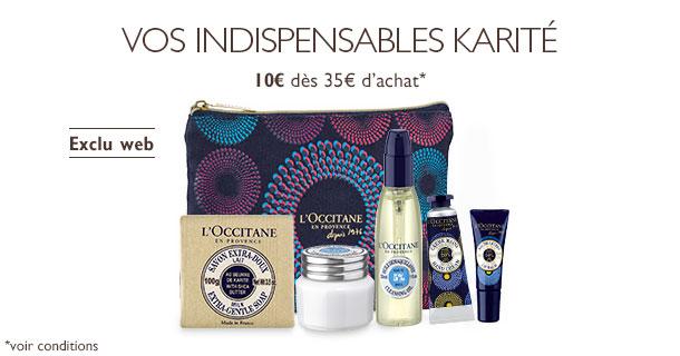 Trousse Karité