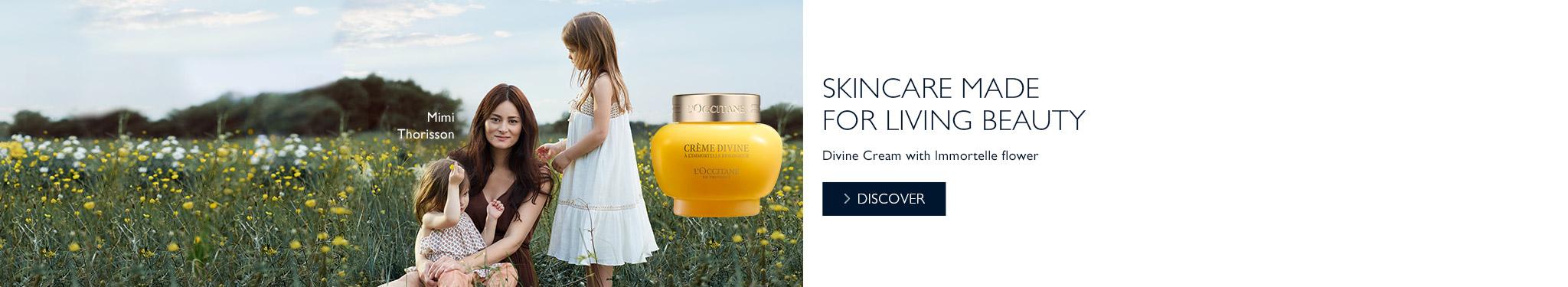 Skin Made For Living Beauty