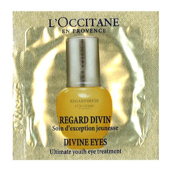 Divine Eyes Sample