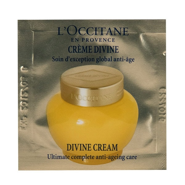 Échantillon Crème Divine Immortelle