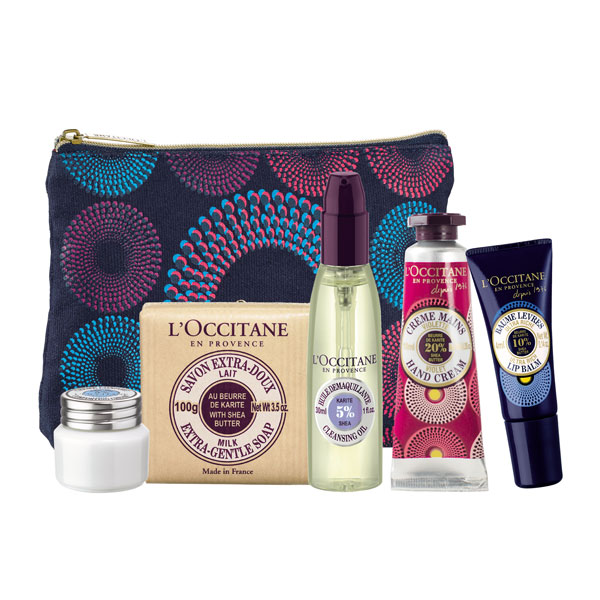 Pamper Yourself With Shea Butter Discovery Kit
