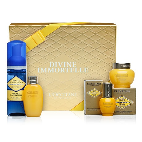 Divine Immortelle Collection
