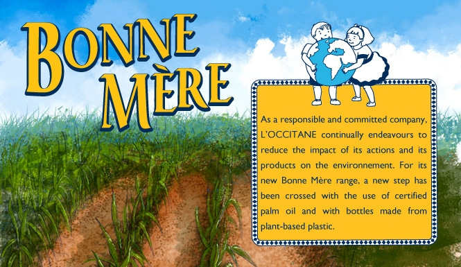 Bonne Mere - responsible and committed company