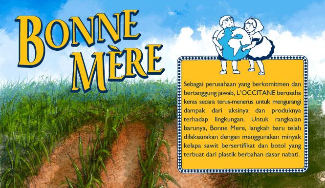 Bonne Mere – perusahaan yang berkomitmen dan bertanggung jawab