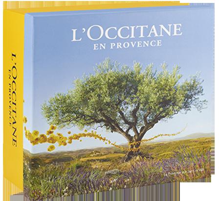 Подарочная коробка L'OCCITANE