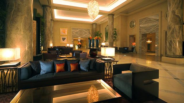 横浜ロイヤルパークホテル ロビー イメージ