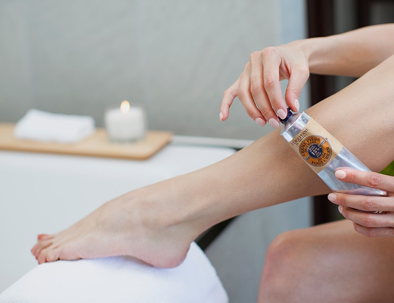 WHY L'OCCITANE SHEA BUTTER FOOT CREAM IS YOUR BEST ALLY
