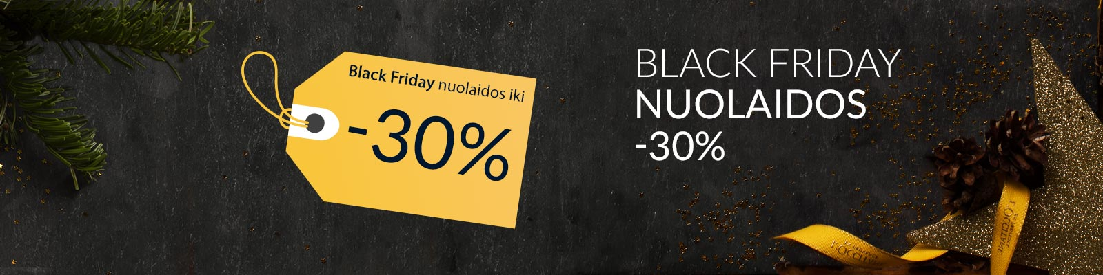 Apsipirkite -30% pigiau!