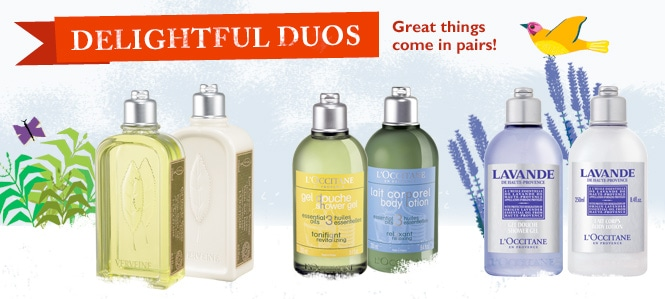 Delightful Duos - Great things come in pairs!