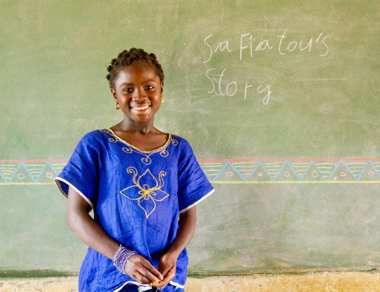 UNICEF : scolarisation des filles