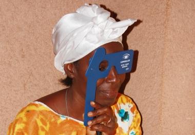 Un centre optique à Koudougou