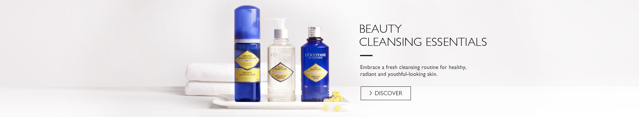 Beauty Cleansing Essentials