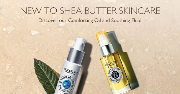 new to shea butter skincare