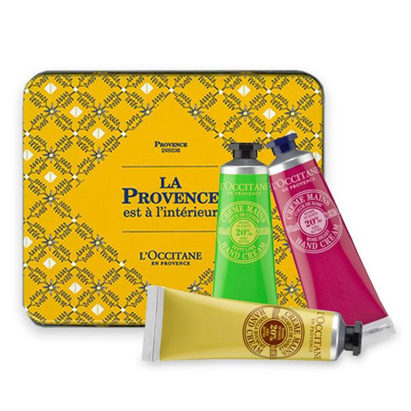La Provence Hand Cream Trio