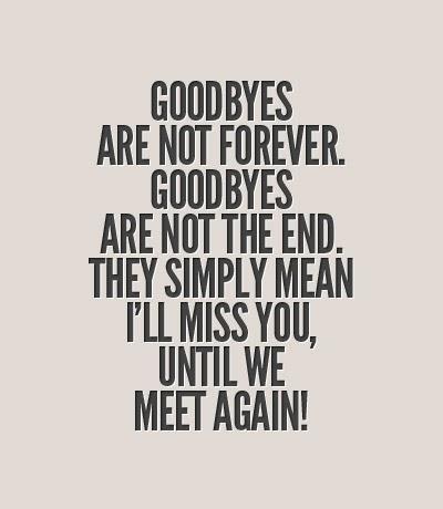 Good Bye Séverine !