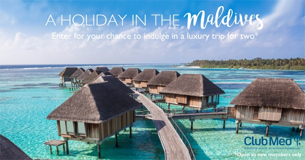 A Holiday In The Maldives