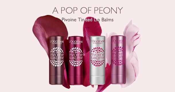 A Pop Of Peony