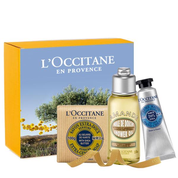 L'Occitane atklājumu komplekts