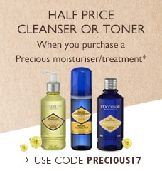 Your Immortelle Toner/Cleanser Half Price Gift