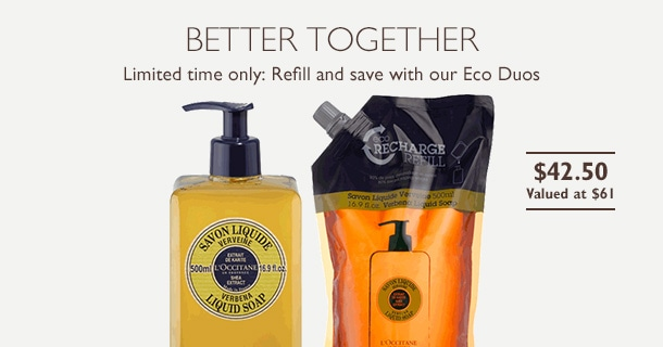 Better Together - Limited Edition Eco Refills