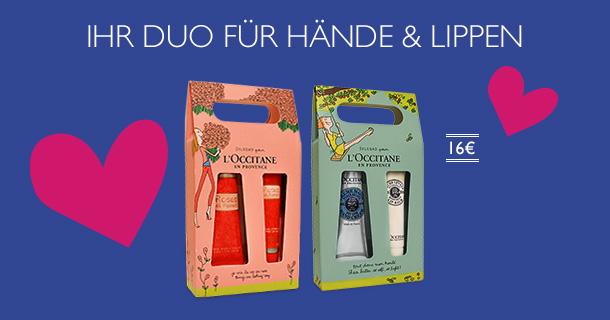 Handpflege-Kollektion