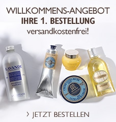 Welcome Angebot
