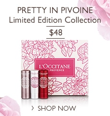 Your Limited Edition Pivoine Sublime Lip Balms