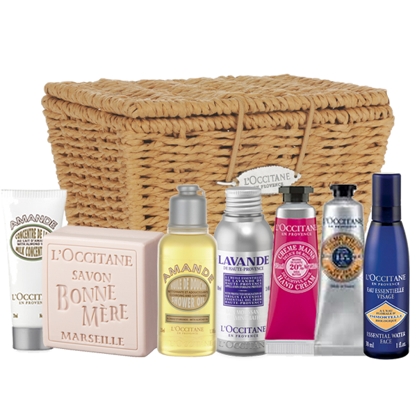 Travel to Provence Basket