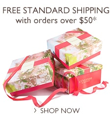 Free Standard Shipping Over $50