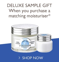 Deluxe skincare sample