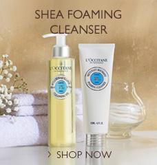 Shea Foaming Cleanser