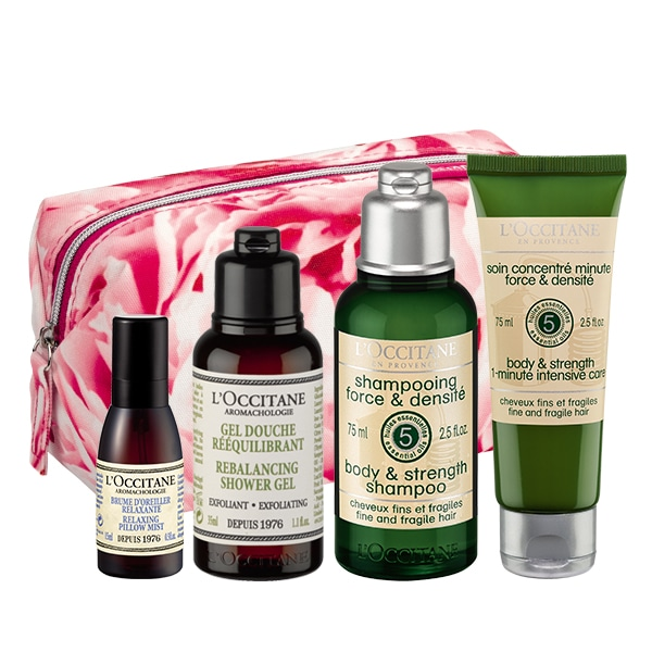 Aromachology Set For Strong Hair