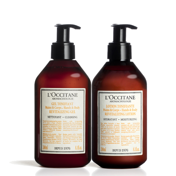 Aroma Revitalising Duo