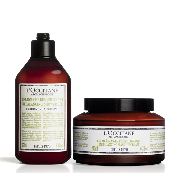 Aroma Detoxing Body Duo