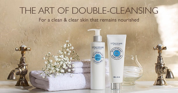 the art of double cleansing