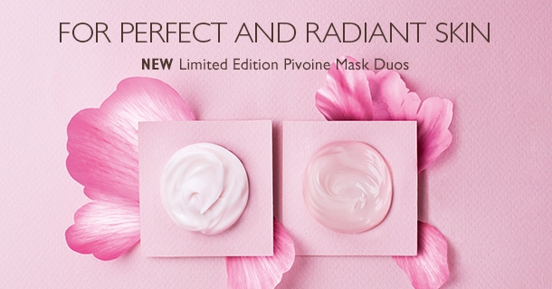 for perfect and radiant skin