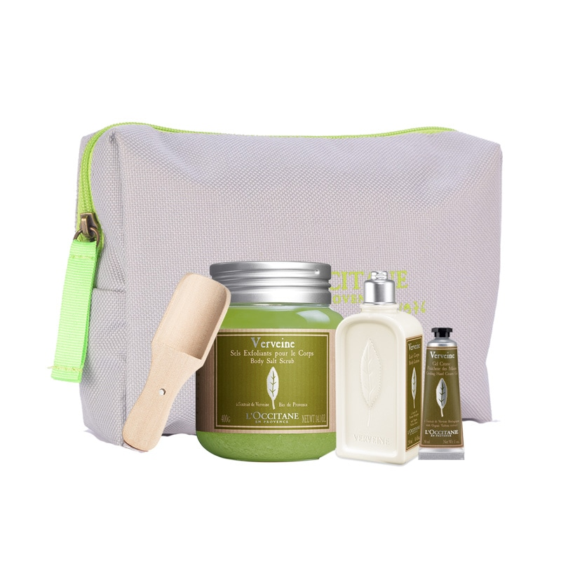 Kit Exfoliante de Verbena