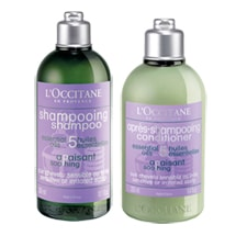 Soothing Shampoo & Soothing Conditioner