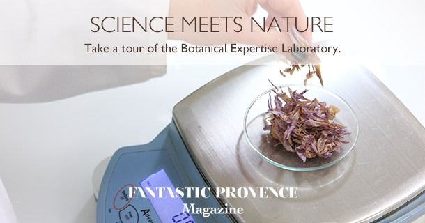 Take a tour of the Botanical Expertise Laboratory.