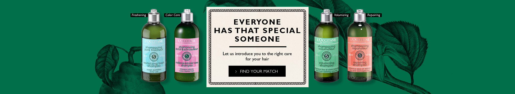 Find Your Match!