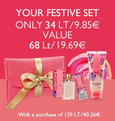 festive gift set