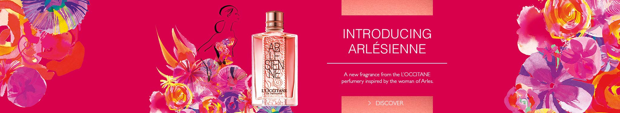 Introducting Arlésienne: A New Fragrance From L'OCCITANE Perfumery Insipird By The Women of Arles.