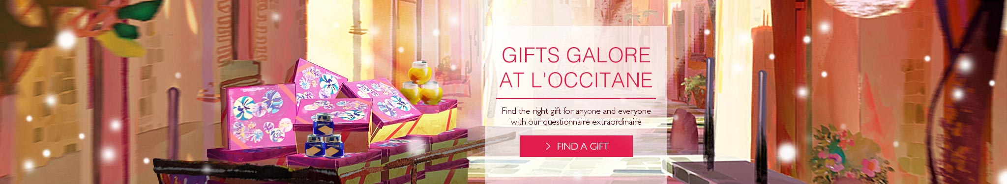 Find the right gift for anyone with our questionnarie extraordinarie